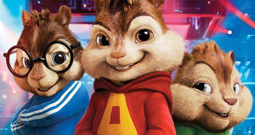 Alvin e os Esquilos 513