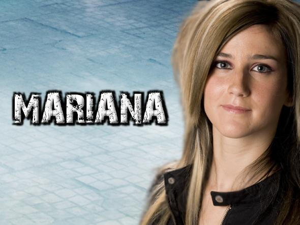 Lia Carvalho é Mariana Coelho nos Morangos