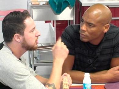 DOIS NOMEADOS: Renato e Vítor enfrentam-se na Cozinha
