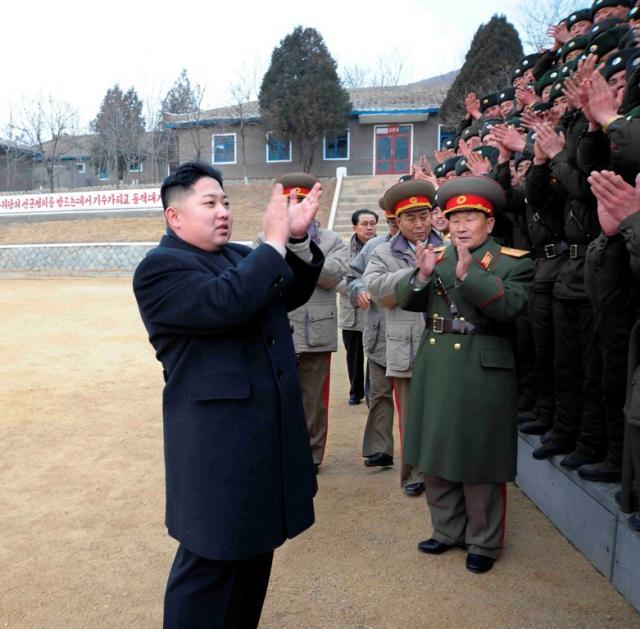 Kim Jong-un repreende funcionários de parque de diversões