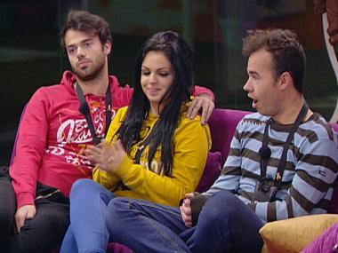 Tatiana, Jean-Mark e Rúben vencem desafio Fructis