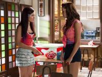 Sérgio confronta a irmã sobre o relacionamento com Pedro
