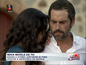 VÍDEO: Antestreia da nova novela da TVI liderou audiências