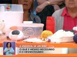 Você na TV: Saiba como poupar no enxoval do seu bebé