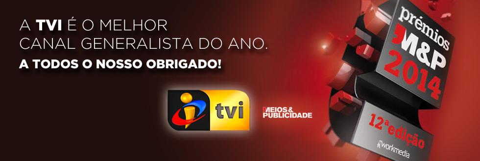 prémios Briefing para o site TVI